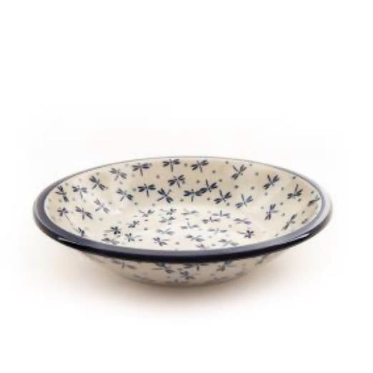 Polish Pottery Pasta Bowl
