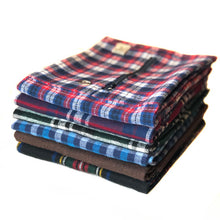 Load image into Gallery viewer, Flannel Pocket Scarf