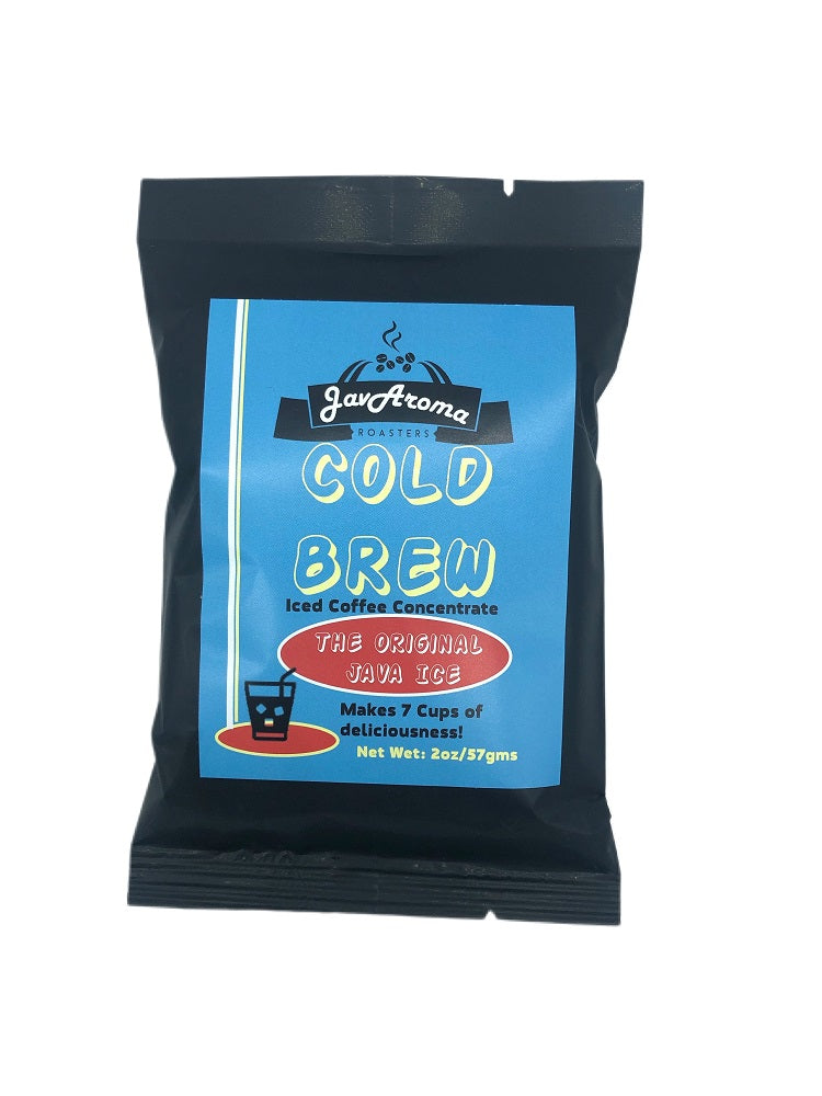 Cold Brew Single Packet