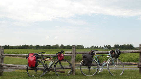 Eastern Townships Bicycle Wine Cycle Tour
