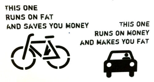 Biking is cheaper