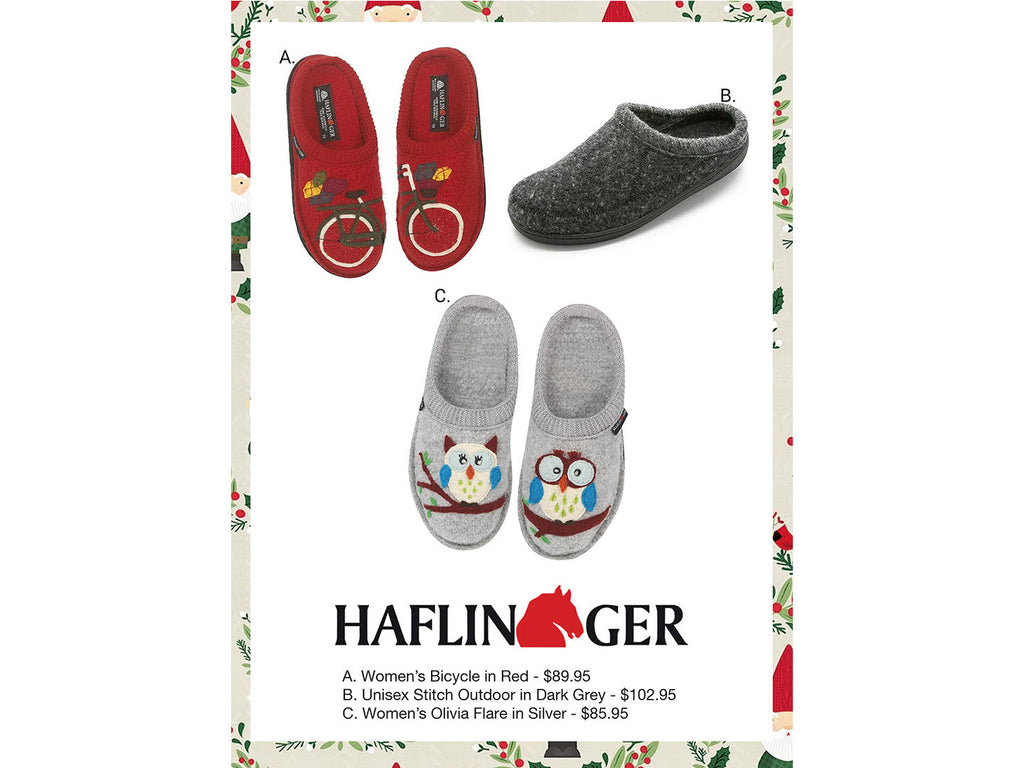Haflingers - The BEST Slippers