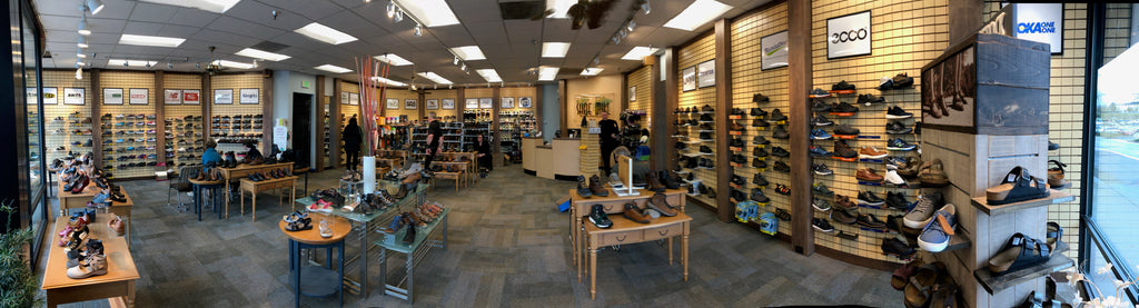 Clackamas Promenade Shoe Mill Remodel Completed!