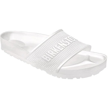 Women's Birkenstock Barbados Eva Regular in White  sku: 1015399