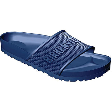 Women's Birkenstock Barbados Eva Regular in Navy sku: 1015480