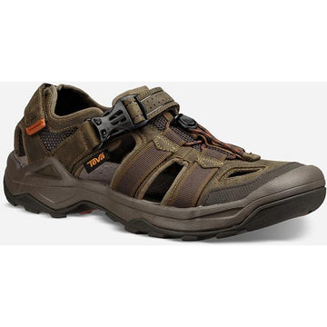 Mens Teva Omnium 2 Leather In Turkish Coffee