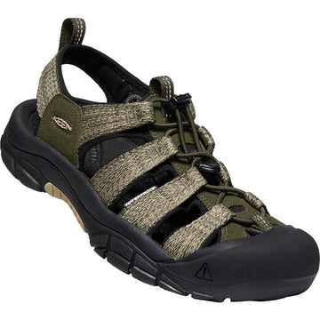 Men's Keen Newport H2 in Forest Night/ Black sku: 1022250
