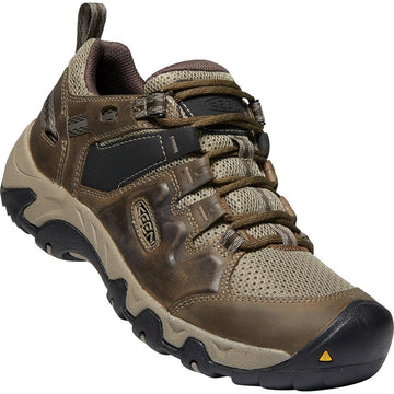 Men's Keen Steens Vent Low in Cantn/ Brownd