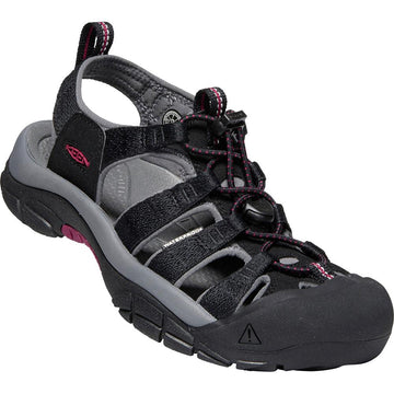 Women's Keen Newport H2 in Black