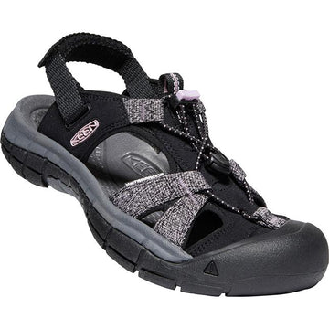 Women's Keen Ravine H2 in Black/ Dawn Pink sku: 1023082