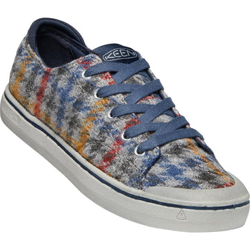 Women's Keen Elsa IV Sneaker in Grey Multi/ White sku: 1023794