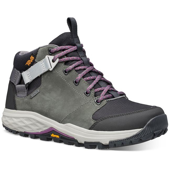 Women's Teva Grandview Gore Tex in Dark Shadow sku: 1106832DKSW