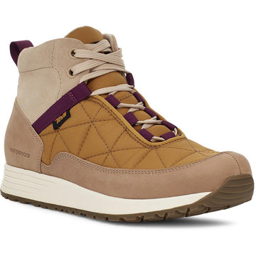 Women's Teva Ember Commute Waterproof in Sesame/ Medallion sku: 1111779SMDL