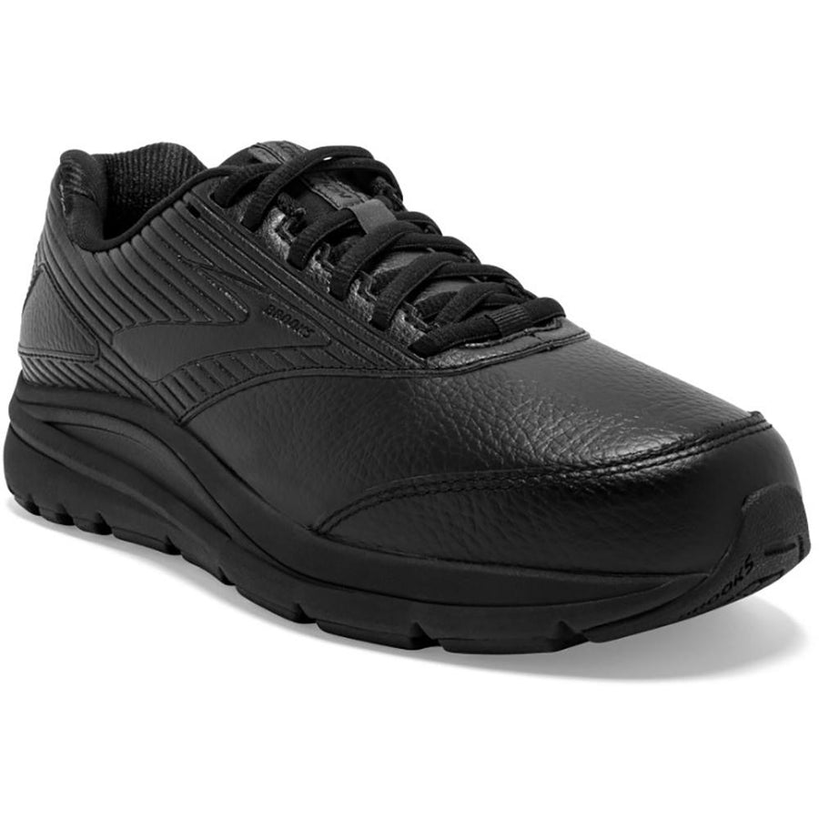 Women's Brooks Addiction Walker 2 - Wide in Black/ Black