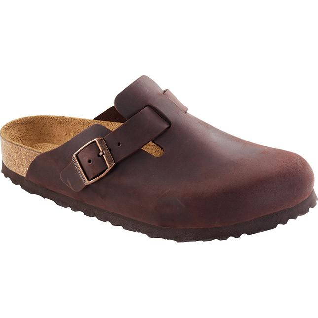 Birkenstock Boston Soft Footbed Habana
