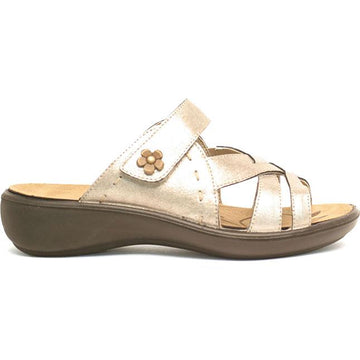 Womens Romika Ibiza 99 In Platin Metallic