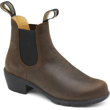 Women's Blundstone Women's Heel Style in Antique Brown sku: 1673-ANTBROWN