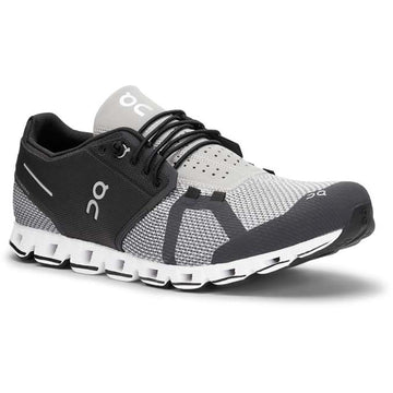 Men's On Running Cloud Men in Black/ Slate sku: 19-99971
