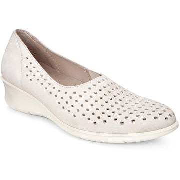 Ecco Felicia Summer Slip On Gravel