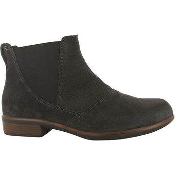 Women's Naot Ruzgar in Oil Midnight Suede sku: 26068-BA5