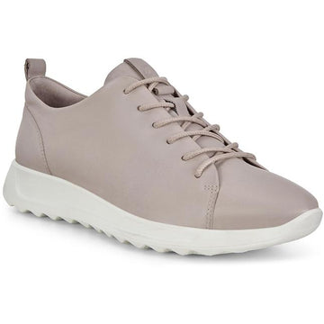 Women's Ecco Flexure Runner Tie  in Grey Rose sku: 292303-01386