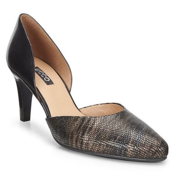 Ecco Alicante Black Multi Metallic Black