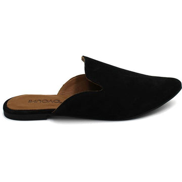 Miz Mooz Inuovo Slip-On Black
