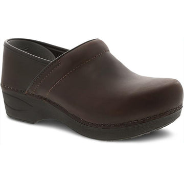 Women's Dansko Xp 2.0 in Brown Waterproof Pull Up sku: 3950-070202