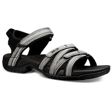 Women's Teva Tirra in Black/ White Multi sku: 4266BWML
