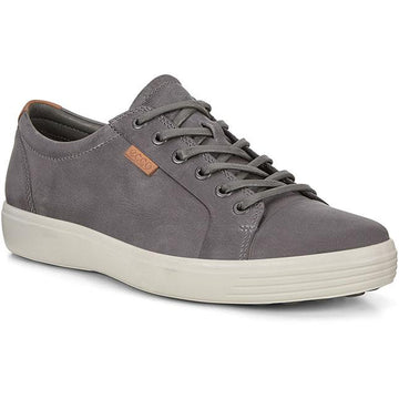 Mens Ecco Soft 7 Sneaker In Titanium