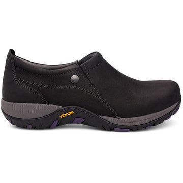 Dansko Patti Black Nubuck