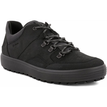 Men's ECCO Soft 7 Tred Gore-Tex in Black/ Black sku: 450354-51052