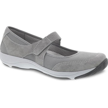 Women's Dansko Hennie in Grey Suede sku: 4517-241024
