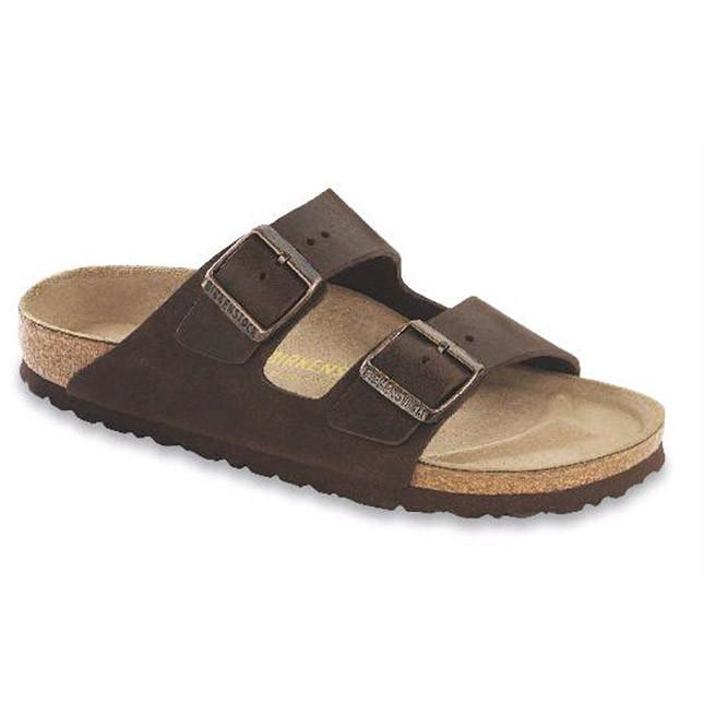 Birkenstock Arizona Soft Footbed Narrow Habana