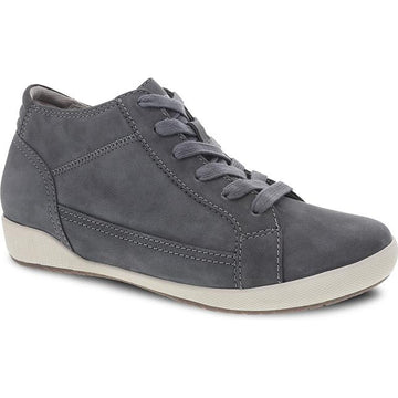 Women's Dansko Onxy in Slate Milled Nubuck sku: 4713-952300