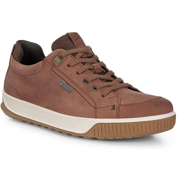 Men's Ecco Byway Tred Gtx Sneaker in Brandy sku: 501824-02280