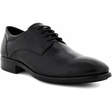 Men's ECCO Citytray Plain Toe in Black sku: 512734-01001