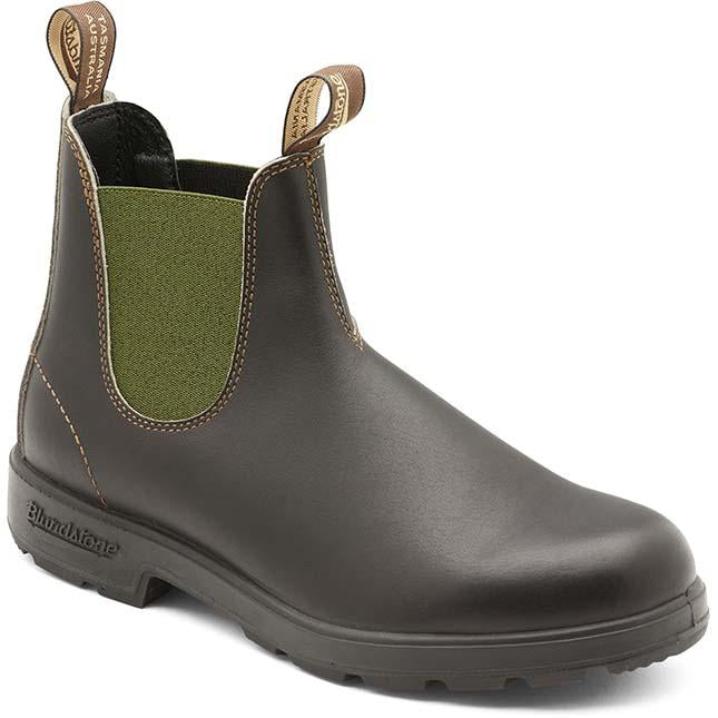 Blundstone Original 500 Stout Brown/ Olive