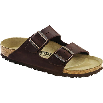 Men's Birkenstock Arizona Regular in Habana Oil