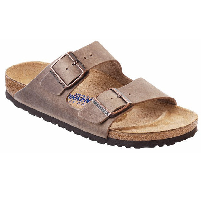 Birkenstock Arizona Soft Footbed Tobacco