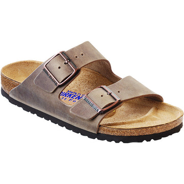Birkenstock Arizona Soft Footbed Narrow Tobacco Oiled Leather