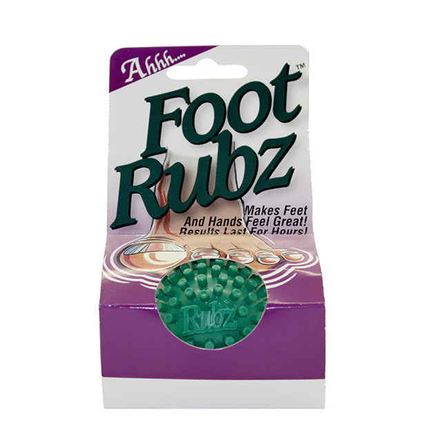 Due North Foot Rubz Green