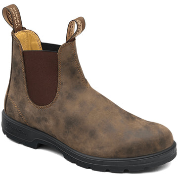 Blundstone Super 550 Rustic Brown