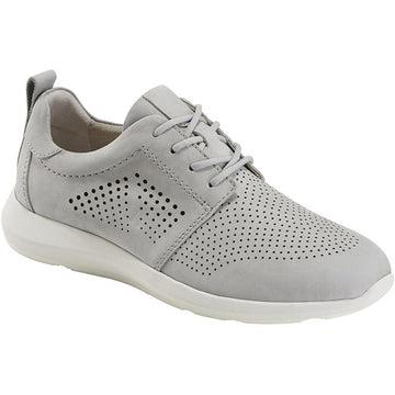 Womens Earth Desire Flux Lace In Silver Grey