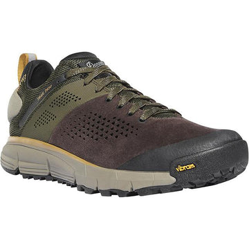 Mens Danner Trail 2650 In Dark Brown/ Green