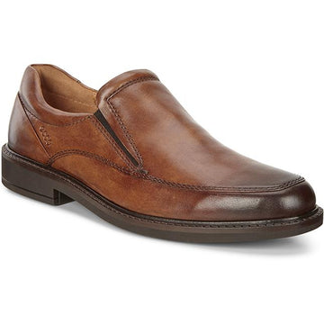ECCO Holton Apron Toe Slip On Amber