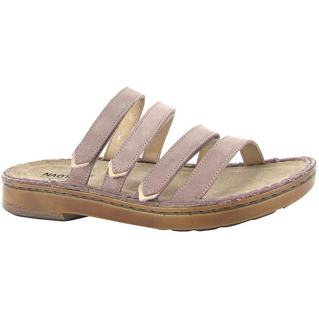 Women's Noat Trevi in Mauve Nubuck/ Rose Gold Leather sku: 63414-RCF