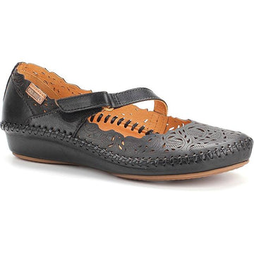 Women's Pikolinos P.Vallarta 655 in Black sku: 655-0898BLK