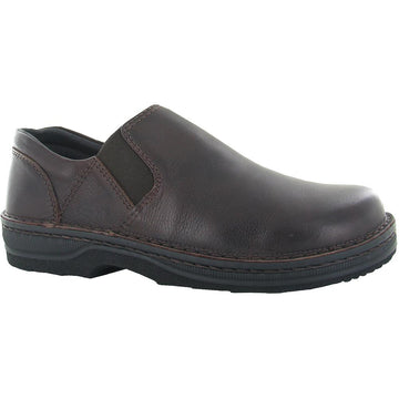 Men's Naot Eiger in Soft Brown Leather sku: 68111-EC8