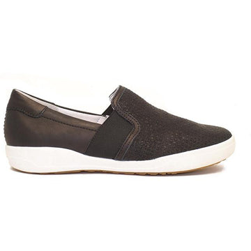 Womens Josef Seibel Sina 39 In Black Tamigi/ Canyon